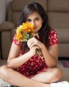 Ramya Pandian Movie Actress New Photo 5175