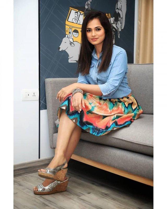 Recent Albums Cinema Actress Ramya Pandian 3419