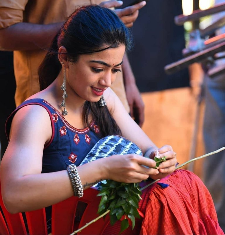 Film Actress Rashmika Mandanna 2020 Wallpapers 2802