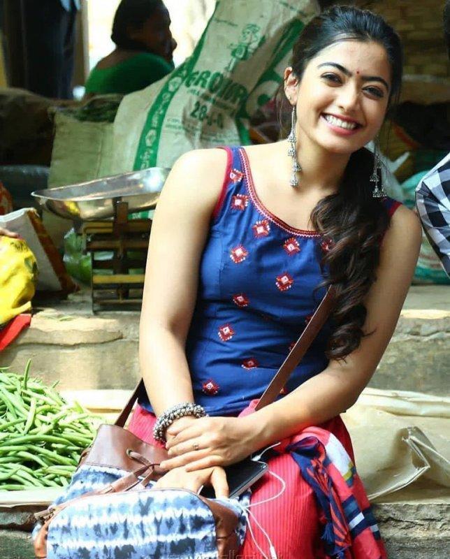 Latest Images Rashmika Mandanna Tamil Movie Actress 7054