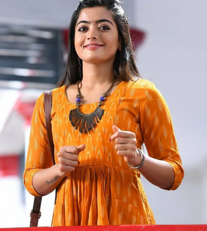 New Stills Rashmika Mandanna Indian Actress 8650