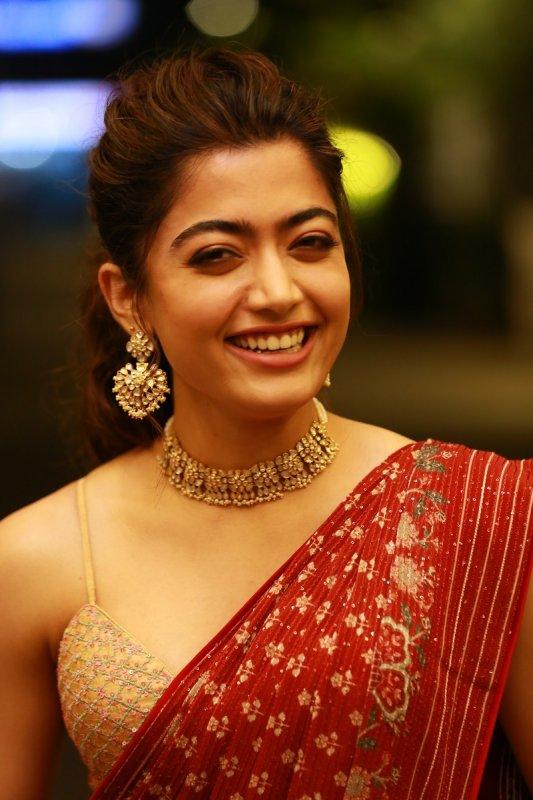 Recent Photos Indian Actress Rashmika Mandanna 5779