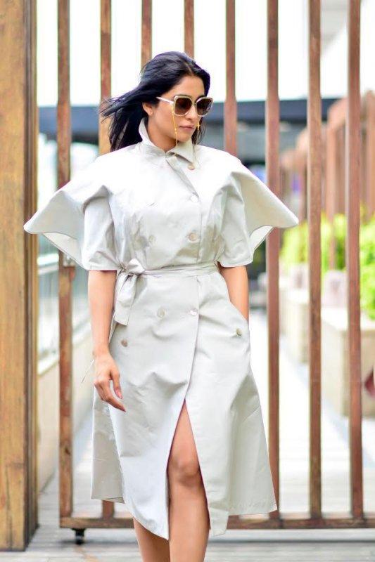 Tamil Actress Regina Cassandra Aug 2019 Pics 5764