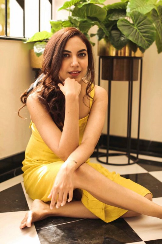 Actress Ritu Varma Jul 2019 Photo 3460