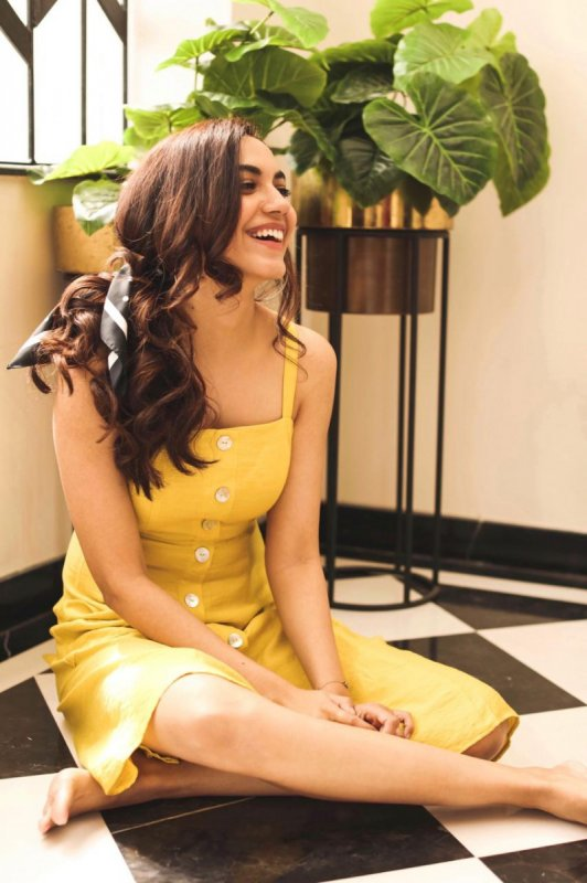 Movie Actress Ritu Varma 2019 Images 7887