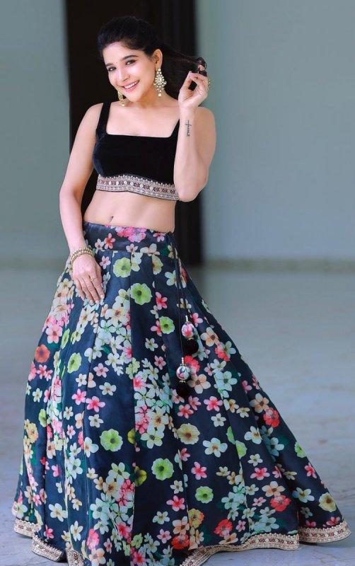 Feb 2021 Photos Sakshi Agarwal Cinema Actress 8843
