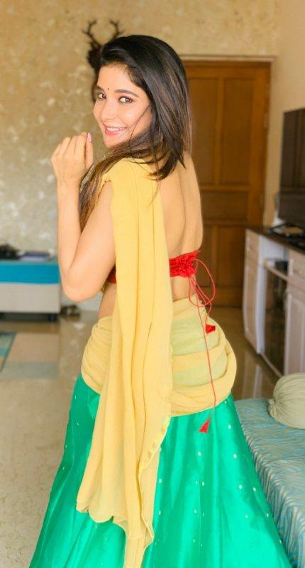 Recent Galleries Cinema Actress Sakshi Agarwal 8037