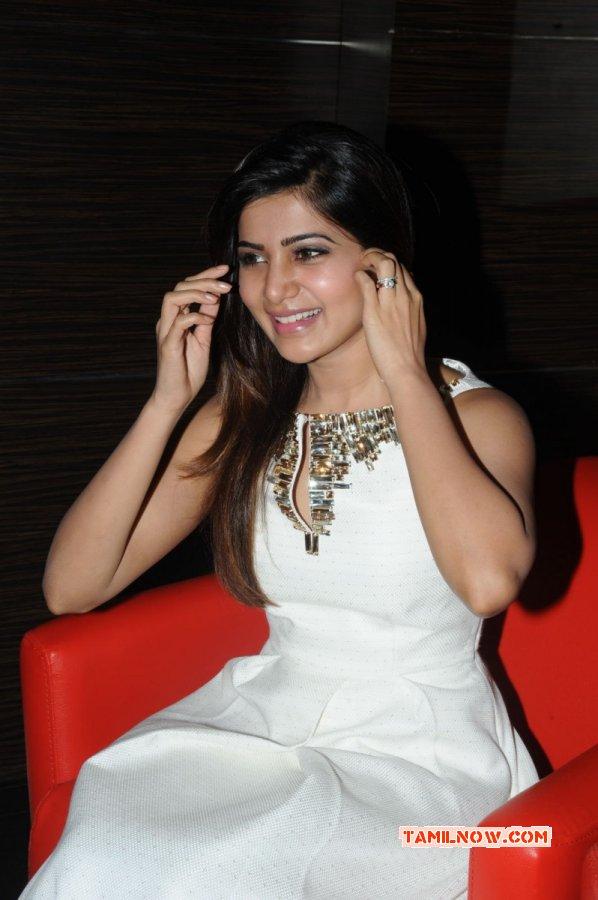 Oct 2014 Still Samantha Indian Actress 8846