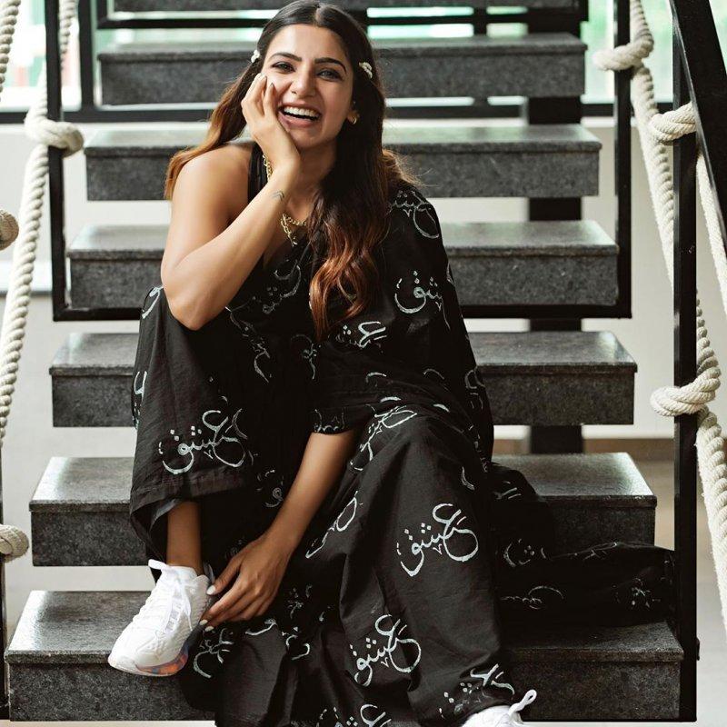 Samantha Film Actress Latest Image 5351