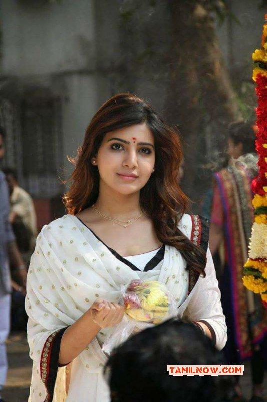 Tamil Actress Samantha 2017 Stills 3261