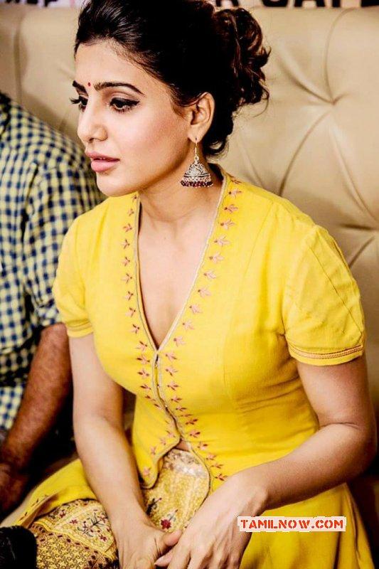 Tamil Movie Actress Samantha Recent Photo 1486