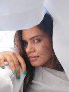 Pollatha Ulagil Bayangara Game Actress San Riyah Still 956