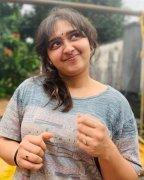 Tamil Actress Sanusha New Photo 2826