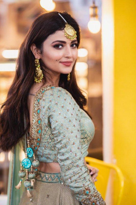 Latest Still Cinema Actress Shirin Kanchwala 8593