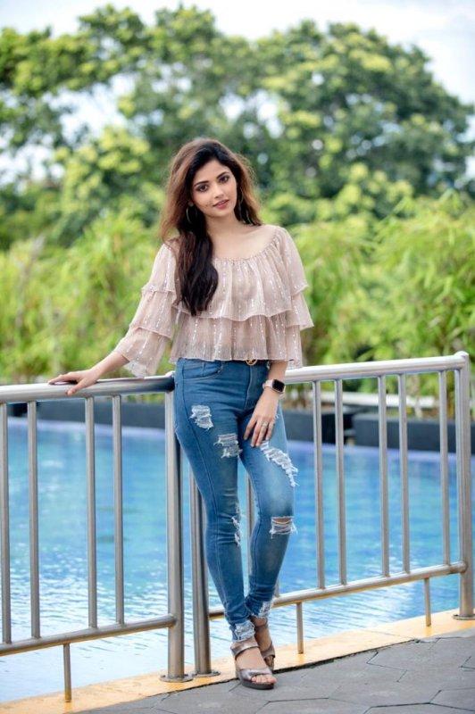 Recent Images Cinema Actress Shirin Kanchwala 5468