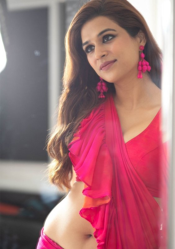 New Photos Shraddha Das Actress 8094