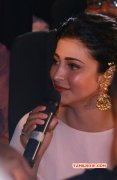 Actress Latest Pic Shruthihaasan At Thoongavanam Audio Launch 836