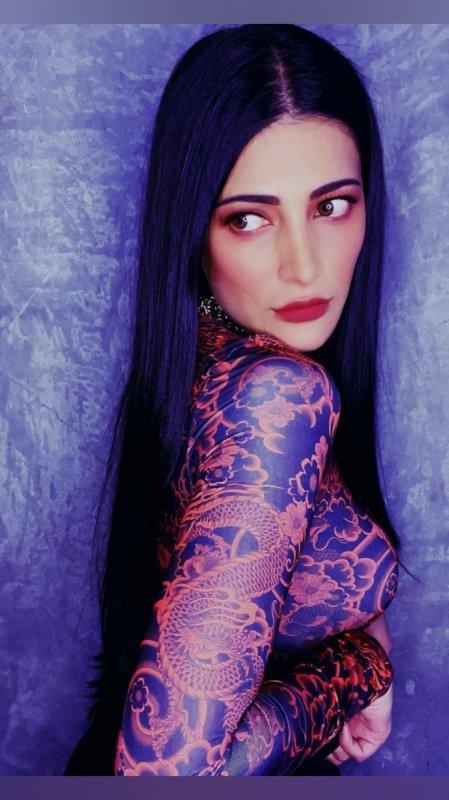 Apr 2021 Wallpapers Shruthi Haasan Indian Actress 2155