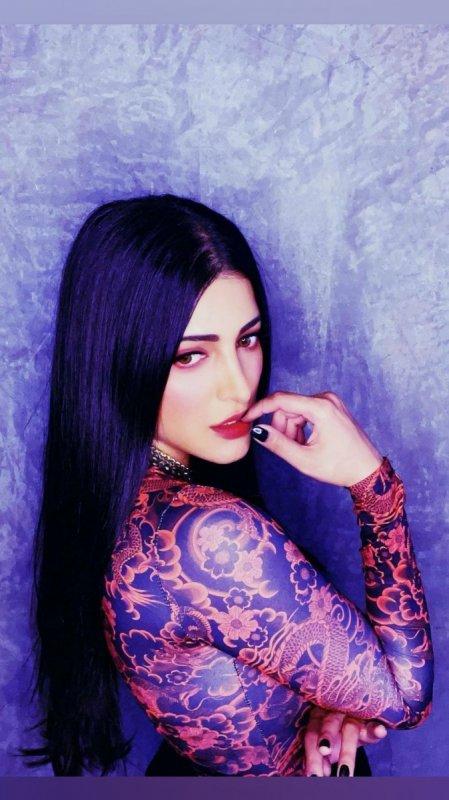 Photo Shruthi Haasan Film Actress 2702