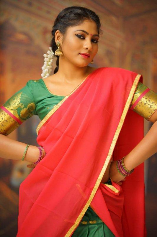 2019 Image Shruthi Reddy Tamil Heroine 4662