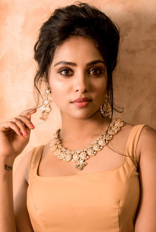 2020 Stills Smruthi Venkat Tamil Actress 5004