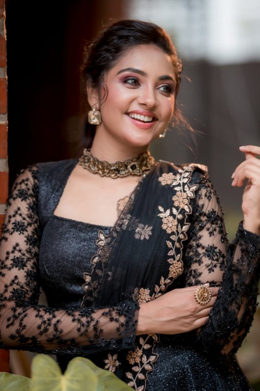 Cinema Actress Smruthi Venkat Oct 2020 Stills 6095