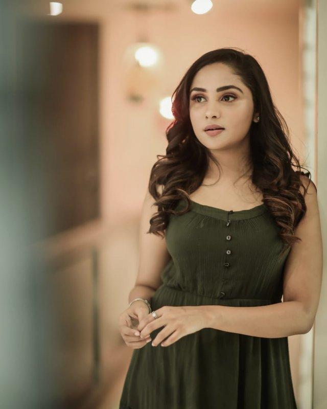 Movie Actress Smruthi Venkat 2020 Pictures 9264