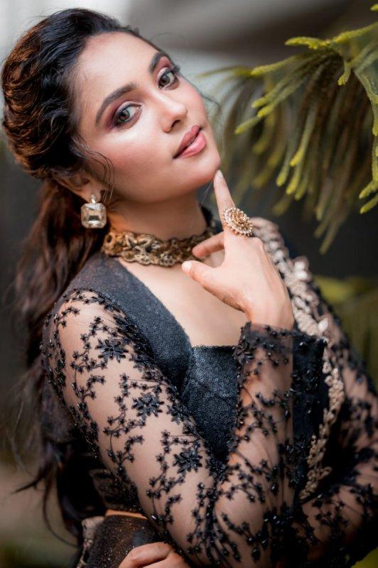 Recent Still Smruthi Venkat Actress 8610