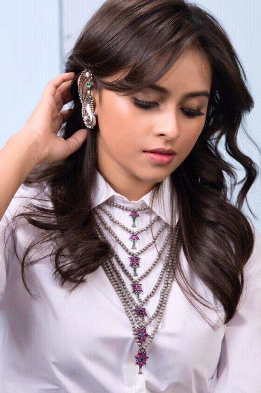 Actress Sri Divya Mar 2020 Album 6643
