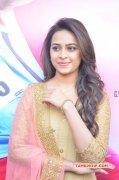 Indian Actress Sri Divya Still 4618