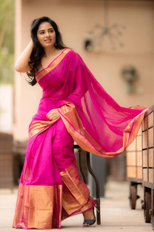 Srushti Dange South Actress 2021 Gallery 7395