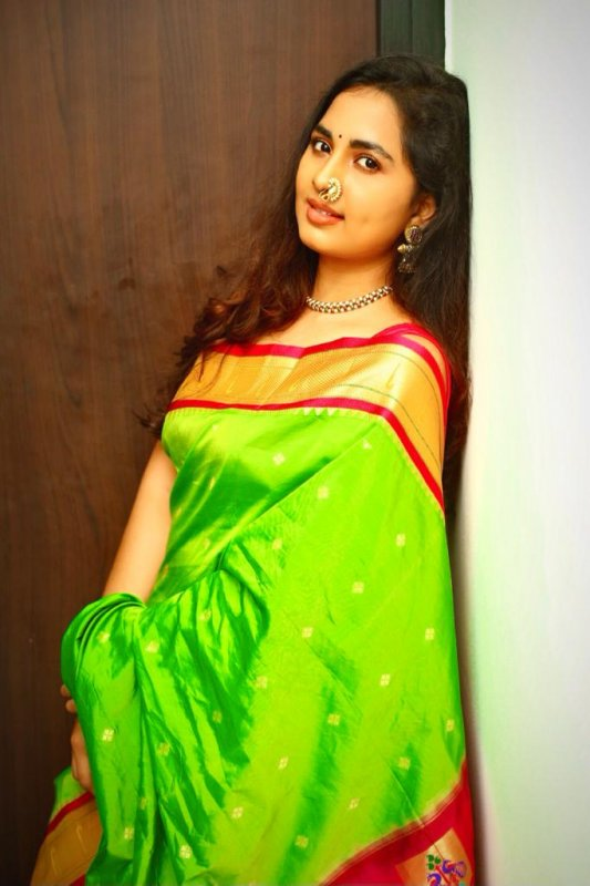 Srushti Dange Tamil Heroine New Images 2162