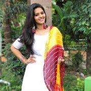 Film Actress Swathishta Krishnan New Pictures 3238
