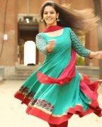 Movie Actress Swathishta Krishnan Latest Stills 9852