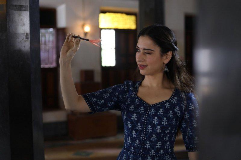 Oct 2019 Still Indian Actress Tamanna 7318