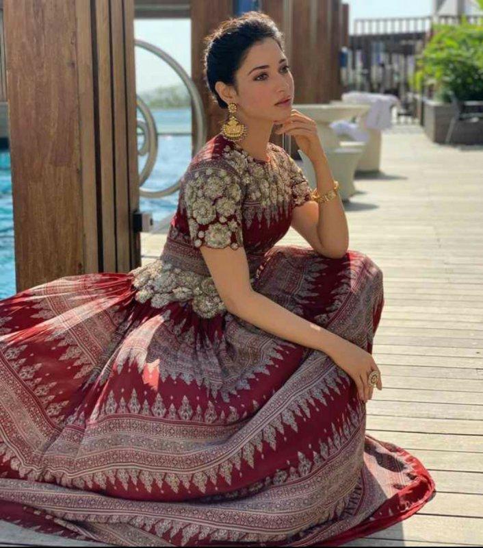 Recent Stills Film Actress Tamannah 469