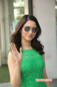 Tamannah In Green Dress Actress New Photo 847