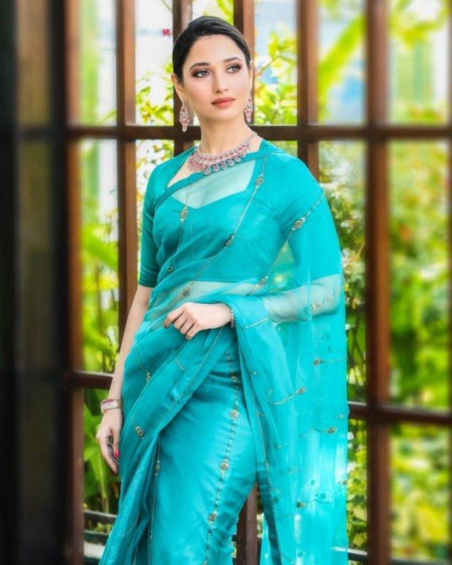 Tamannah Tamil Movie Actress Sep 2019 Still 3043