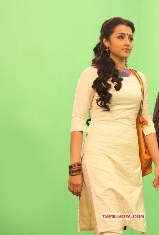 2015 Pics Tamil Actress Trisha Krishnan 7594