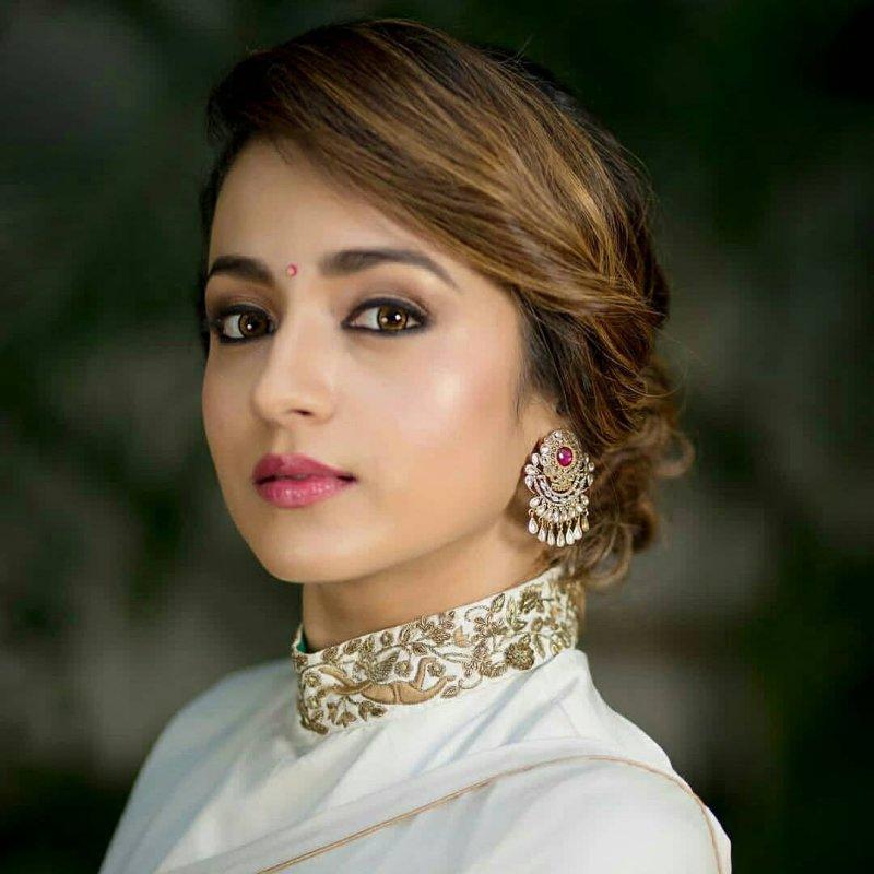 2019 Pic Trisha Krishnan Tamil Heroine 9693