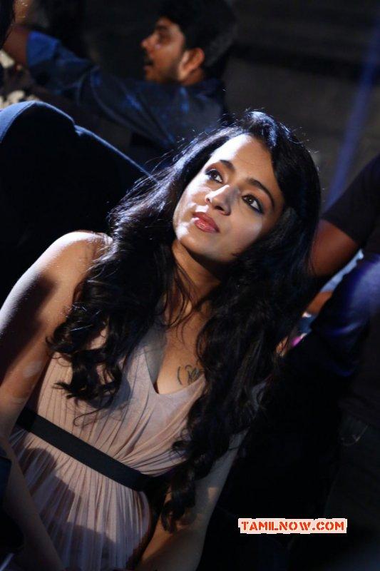 Actress Photo Trisha Thoongavanam Audio Launch 803