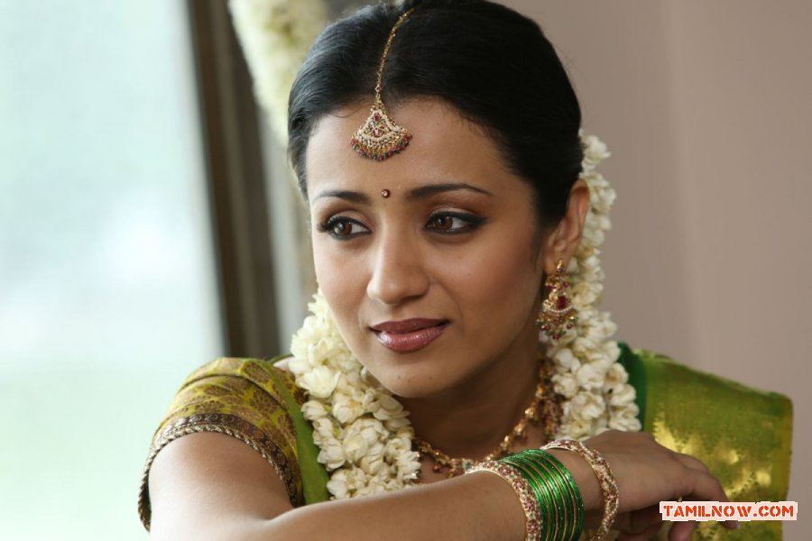 Actress Trisha Krishnan Photos 1768
