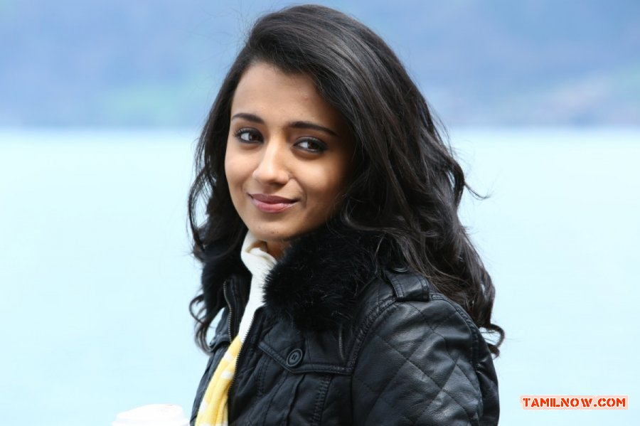 Actress Trisha Krishnan Stills 7194