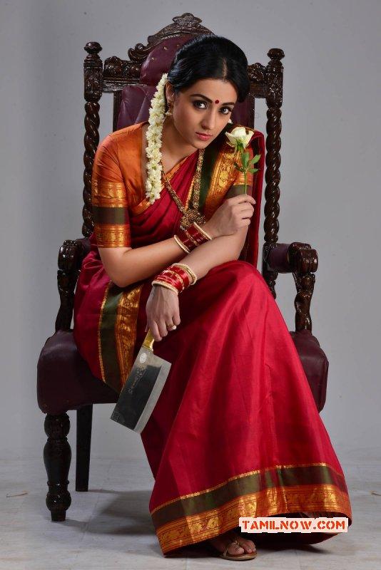 Aug 2015 Image Film Actress Trisha Krishnan 7127