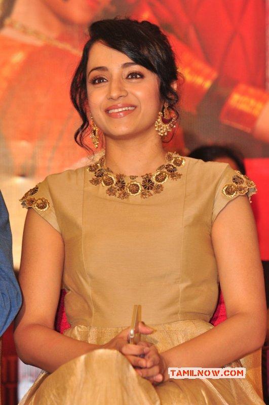 Film Actress Trisha Krishnan Sep 2015 Stills 4844