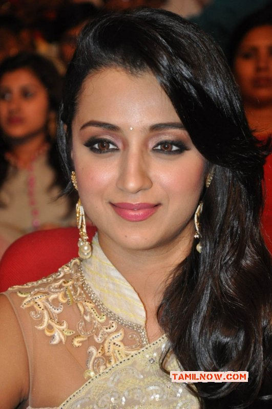 Indian Actress Trisha Krishnan Recent Pics 4170
