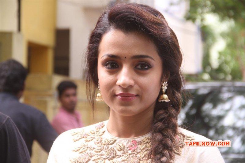 Jun 2017 Stills South Actress Trisha Krishnan 2925