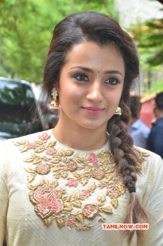 Movie Actress Trisha Krishnan Recent Albums 2050