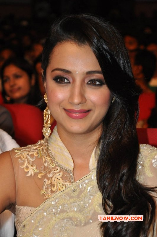 Movie Actress Trisha Krishnan Recent Photos 8695