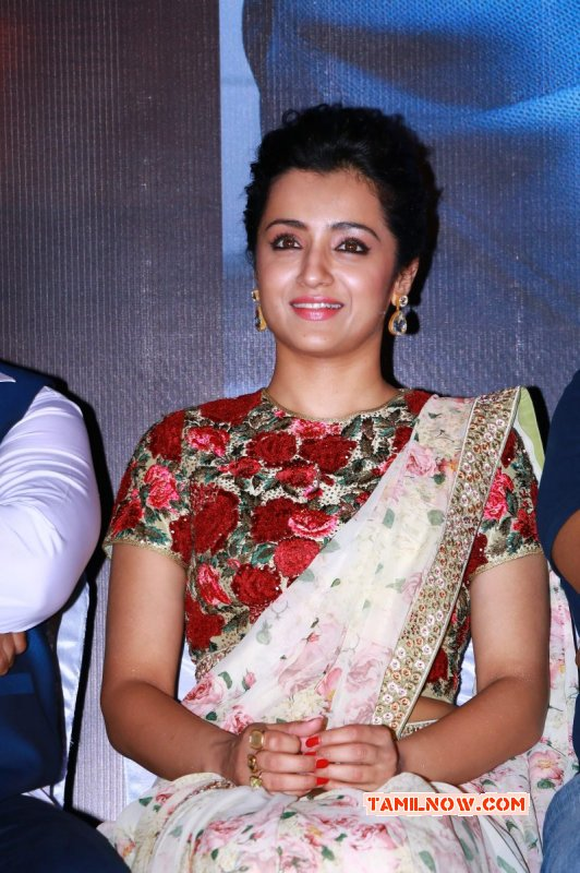Sep 2015 Photo Trisha Krishnan Film Actress 9572